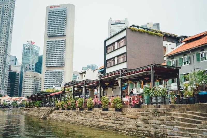 Singapur Bootstour 060