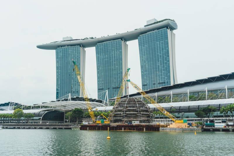 Singapur Bootstour 088