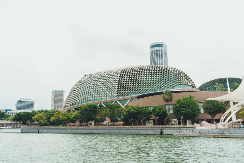 Singapur Bootstour 102