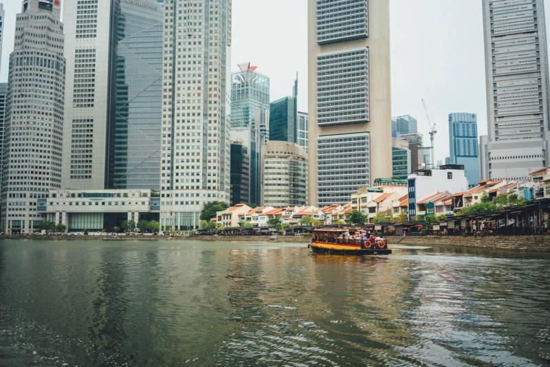 Singapur Bootstour 107