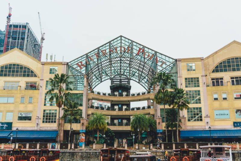 Singapur Bootstour 112