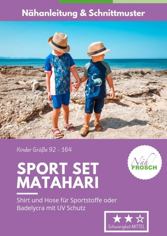 Sport- UV-Shirt Matahari Pinterest