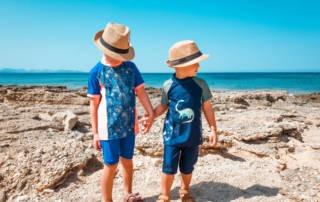 Das Schnittmuster Matahari: Sport- und UV-Set nähen