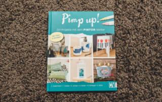 PimpUp: DIY-Projekte mit dem PINTOR-Marker - Buchrezension
