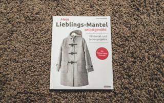 Mein Lieblings-Mantel selbstgenäht - Buchrezension