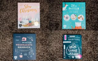 Bastelbuch für Weihnachten: Buchempfehlungen für euch