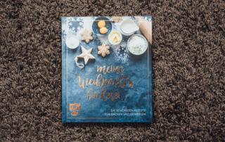 Meine Weihnachtsbäckerei: Die schönsten Rezepte zum Backen und Genießen - Buchrezension
