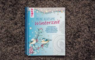 Meine Achtsame Winterzeit: Das Kreativbuch für entspannte Wintertage - Buchrezension