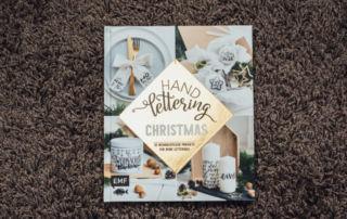 Handlettering Christmas - Buchrezension