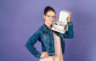 Nähmaschine und Overlock Maschine: Mit diesen Maschinen näht der Nähfrosch
