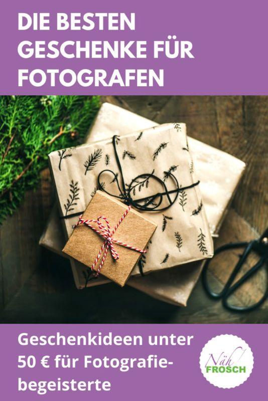 Geschenke fuer Fotografen