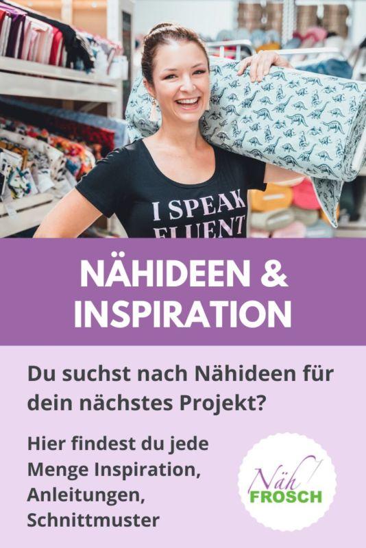 Naehideen und Inspiration