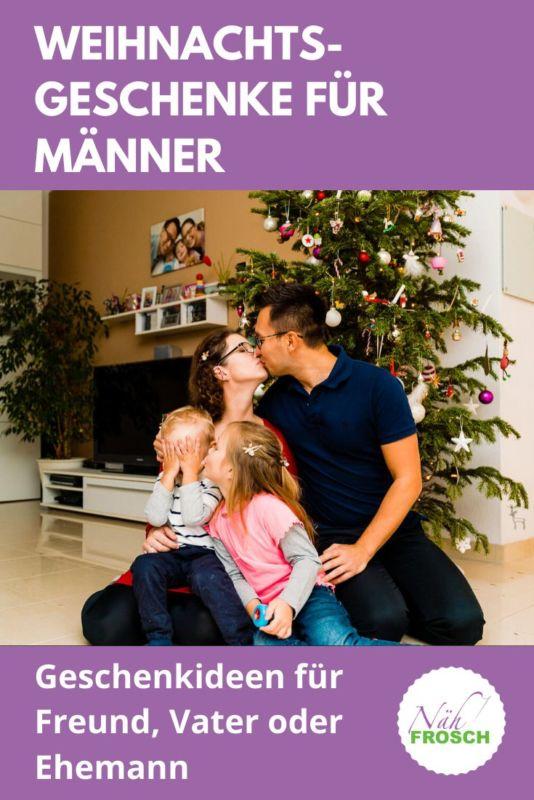 Weihnachtsgeschenke fuer Maenner
