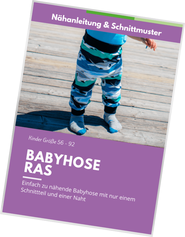 Babyhose RAS transparent