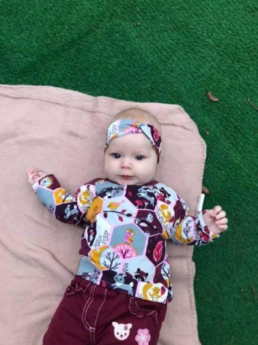 Babyshirt naehen Manis 00021
