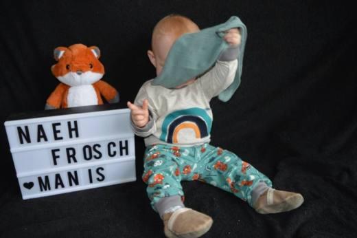 Babyshirt naehen Manis 00030