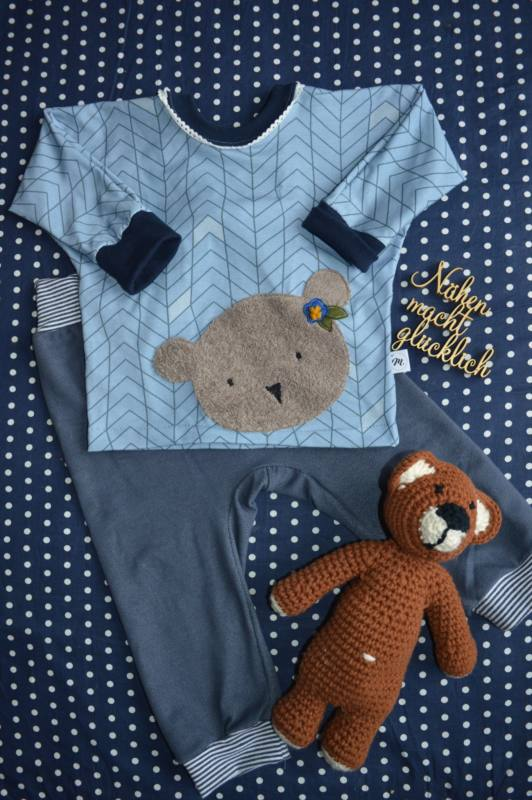 Babyshirt naehen Manis 00033
