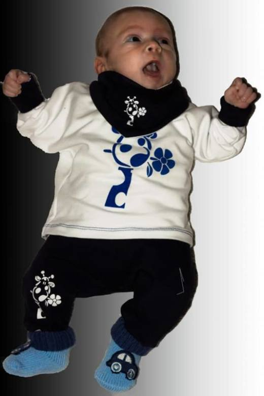 Babyshirt naehen Manis 00034