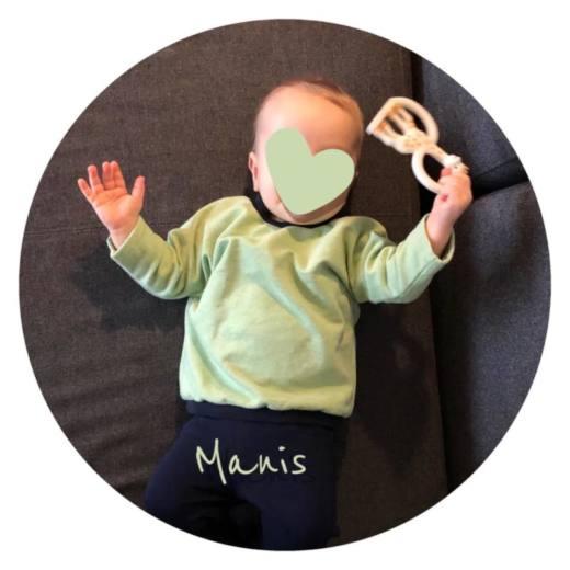 Babyshirt naehen Manis 00044