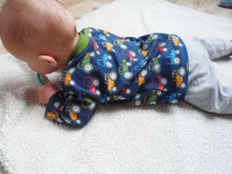 Babyshirt naehen Manis 00047