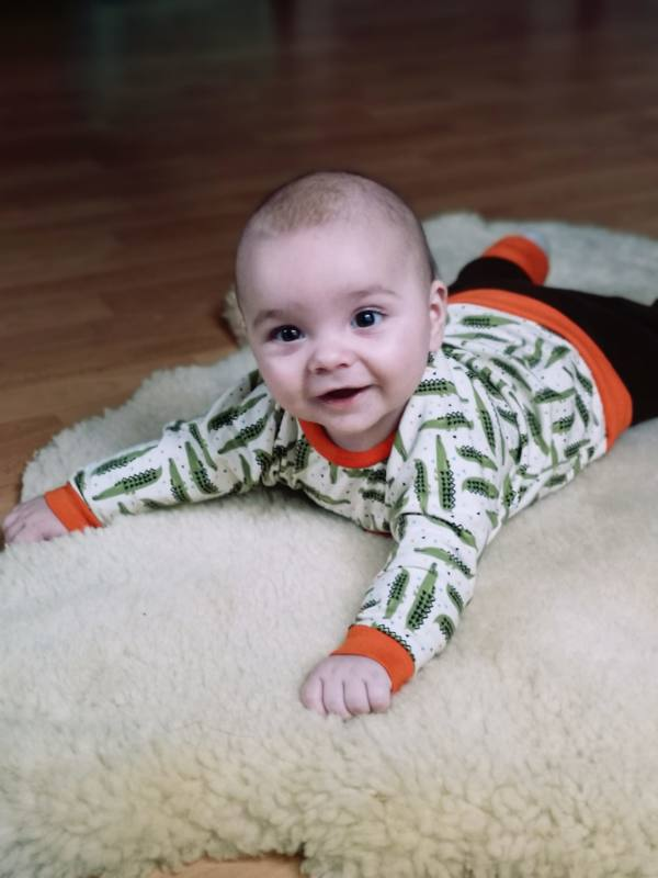 Babyshirt naehen Manis 00084