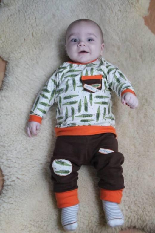 Babyshirt naehen Manis 00087