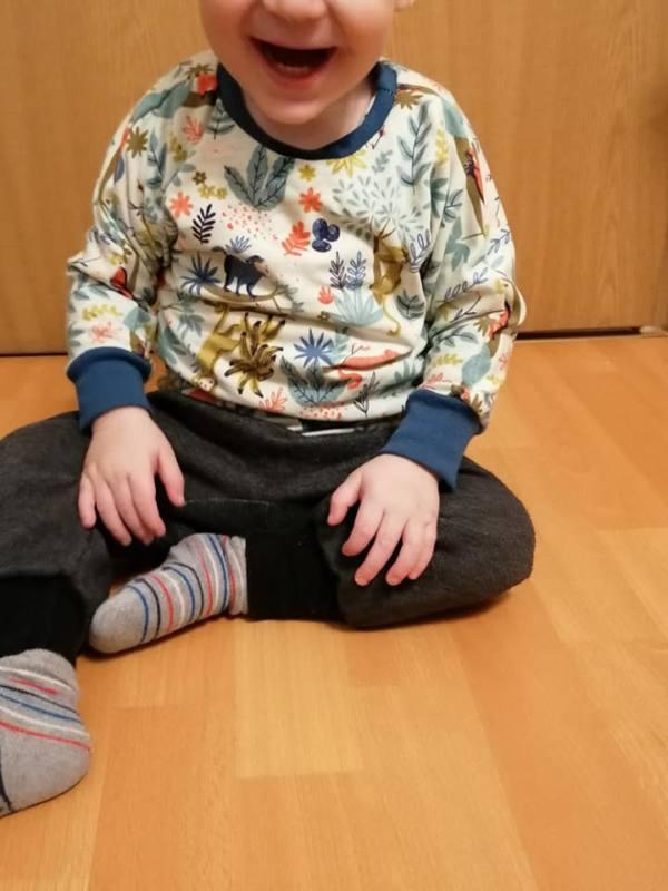 Babyshirt naehen Manis 00113