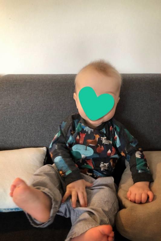 Babyshirt naehen Manis 00118
