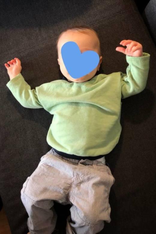 Babyshirt naehen Manis 00120
