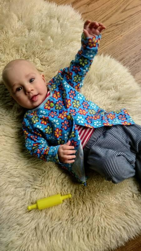 Babyshirt naehen Manis 00130