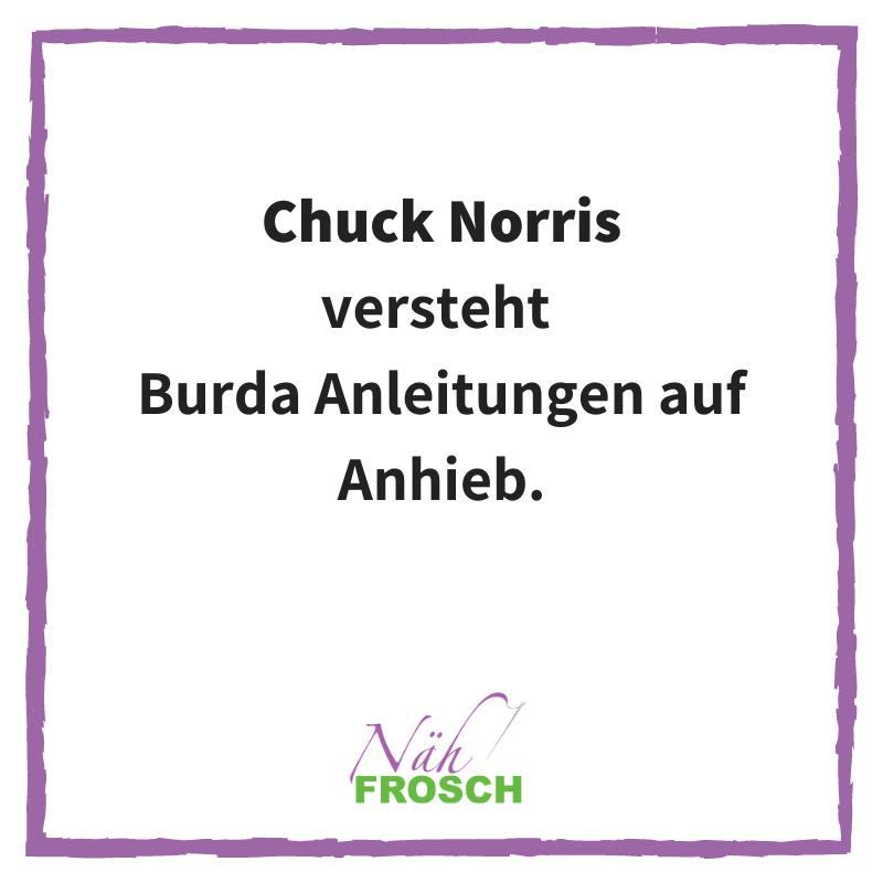 Chuck Norris Burda