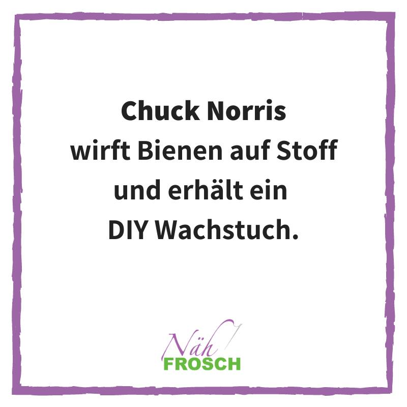 Chuck Norris Wachstuch
