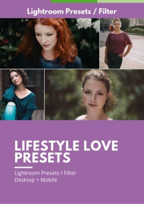 Lifestyle Love Presets