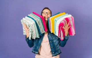 Stoffe kaufen: In diesen Stoffgeschäften kaufe ich online ein