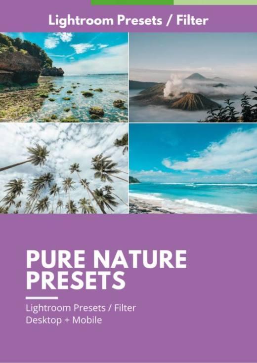 Pure Nature Presets