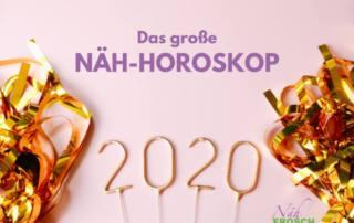 Das große Näh-Horoskop 2020