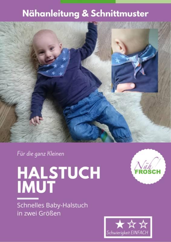 Bild Baby-Halstuch Imut