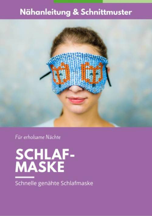 Schlafmaske Coverbild