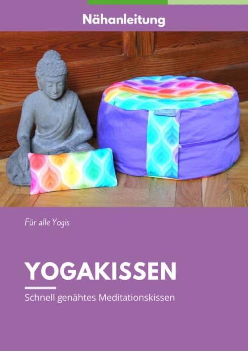Bild Yogakissen naehen