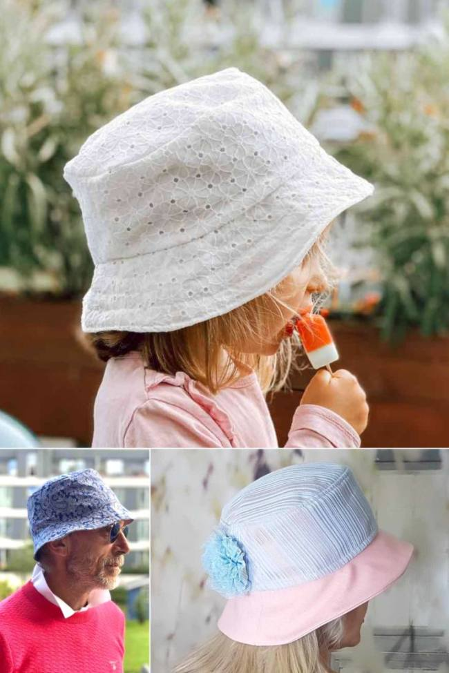 Cover Sara Julez Bucket Hat 2