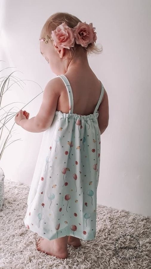 GIRLY SUMMER MINI naehen Sara Julez 2