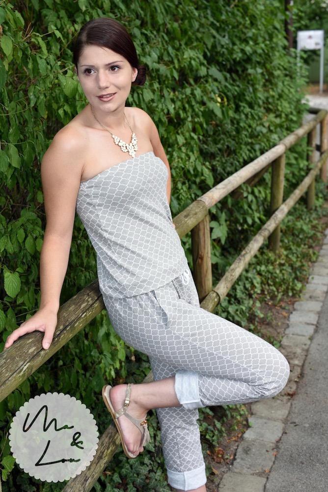 Jumpsuit LAHELA naehen Sara Julez 6