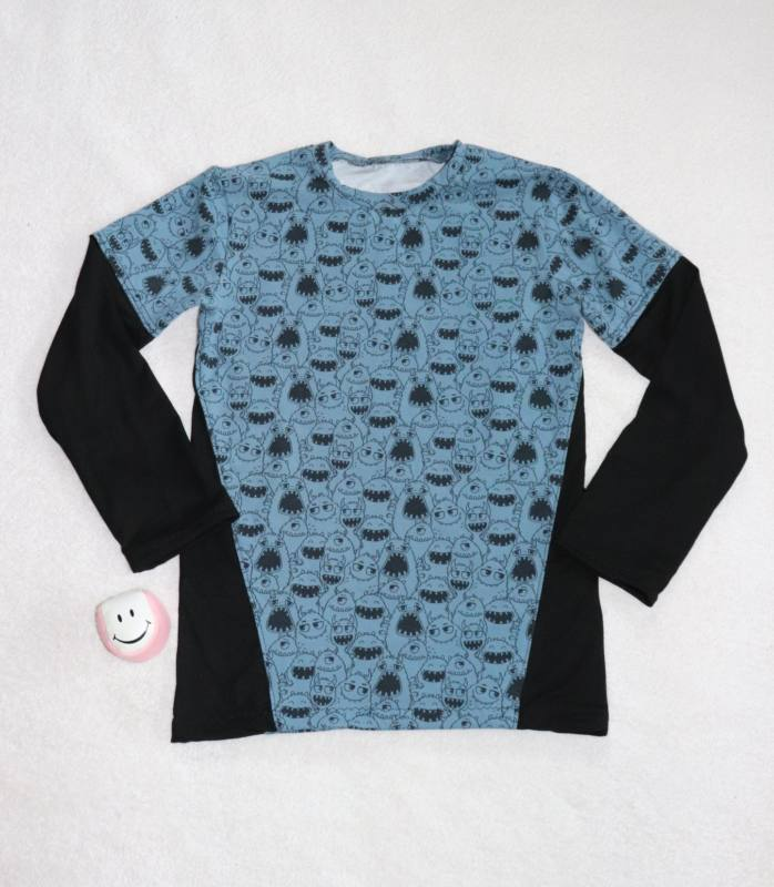 KEREN-Kinder-Shirt-Naehen-36