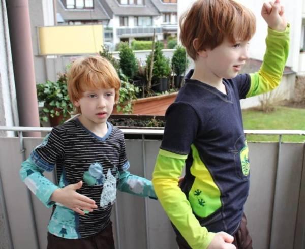 KEREN-Kinder-Shirt-Naehen-95