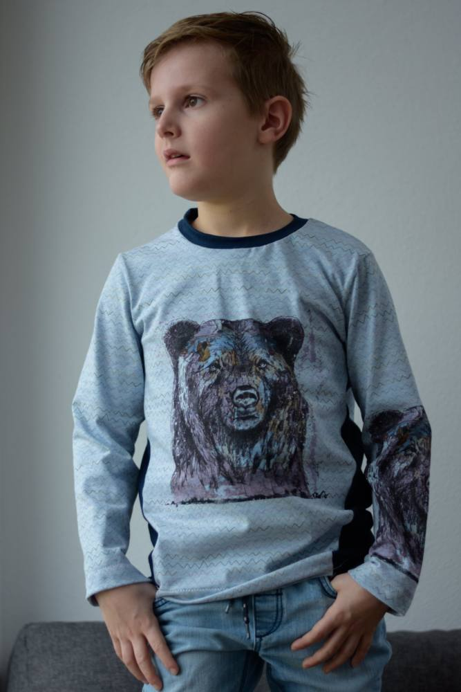 KEREN-Kinder-Shirt-Naehen-97