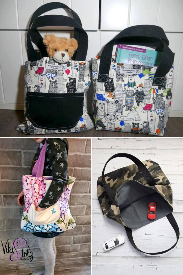 Cover Kindertasche WARNA