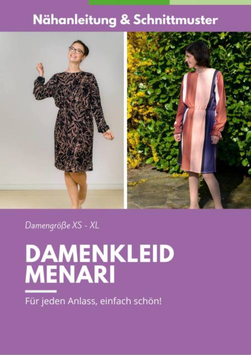 Coverbild Damenkleid MENARI