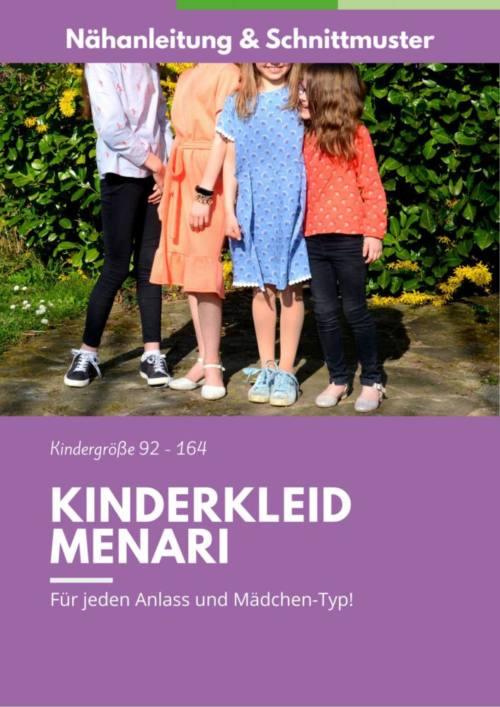 Coverbild Kinderkleid MENARI