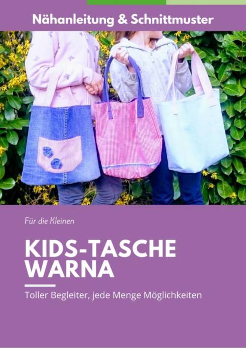 Coverbild Kindertasche WARNA