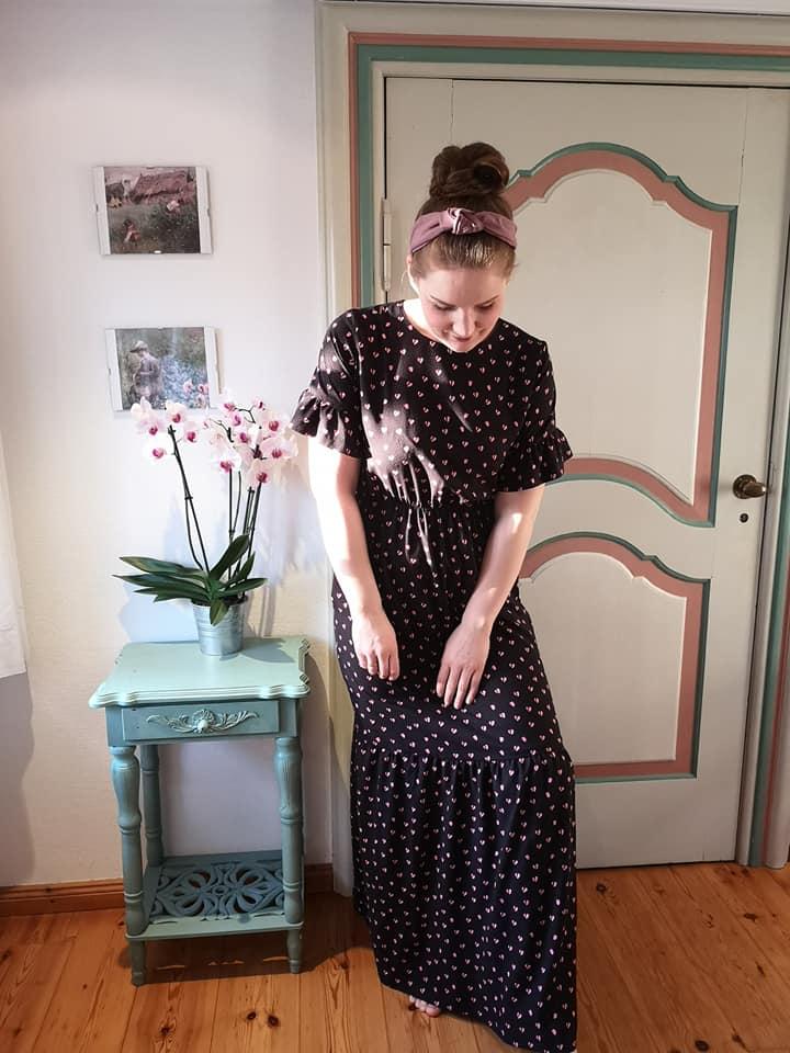 Damenkleid naehen 110
